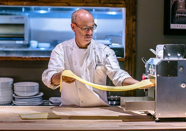 Chef Jamie Adams