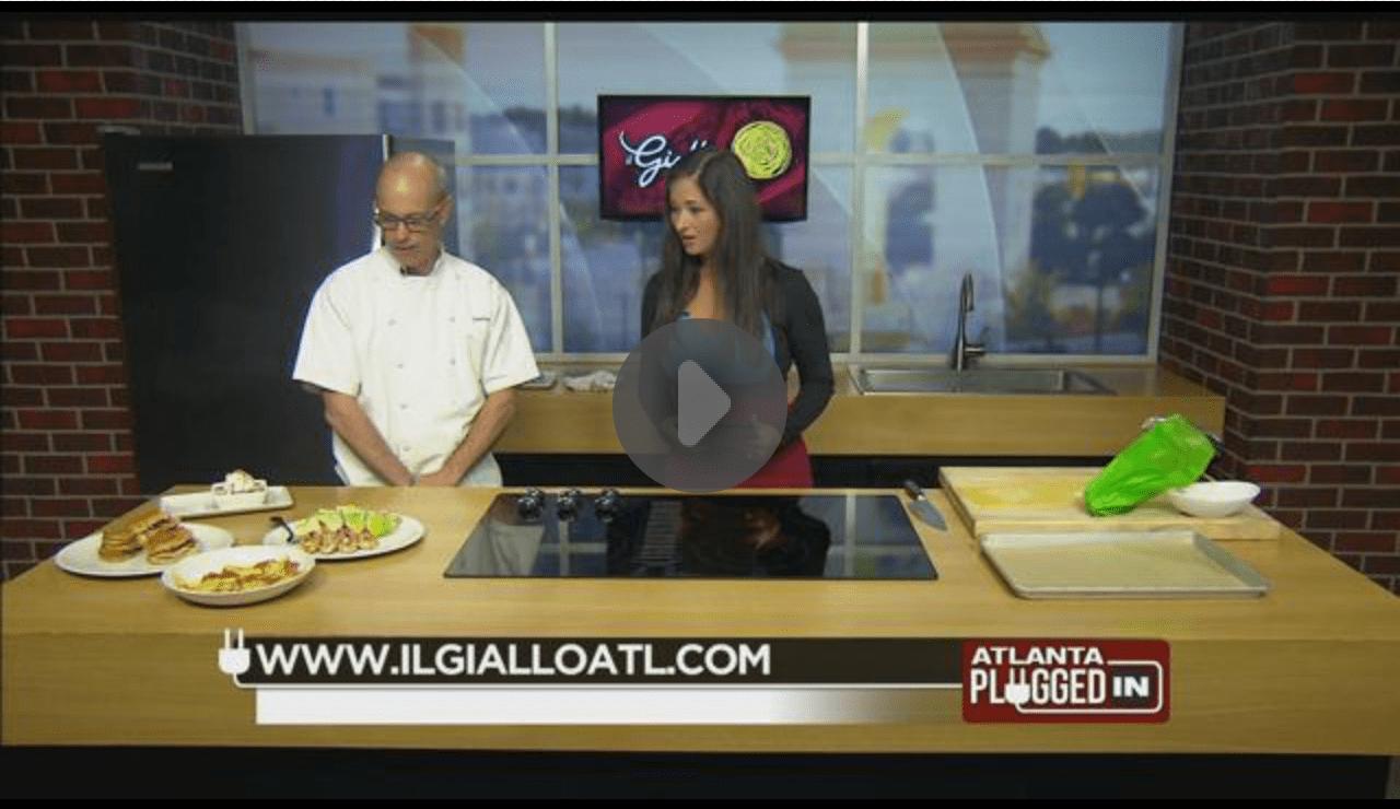 CBS 46 – il Giallo Osteria and Bar | Il Giallo